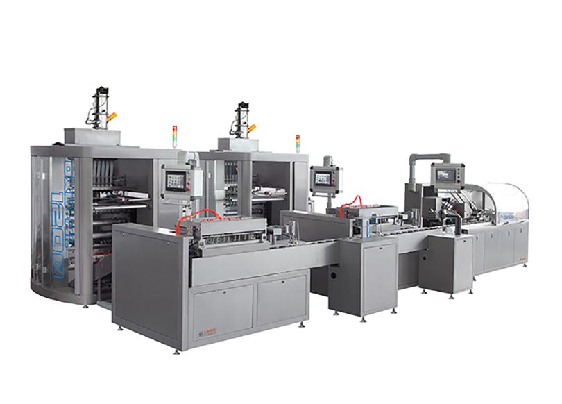 DXD-KL1200全自动颗粒包装生产线