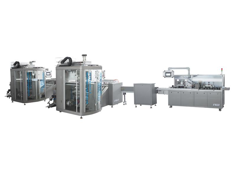 DXD-FL1200粉末包装生产线